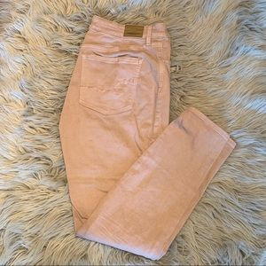 American Eagle Outfitters Pants - NWOT • AE dusty Pink jegging